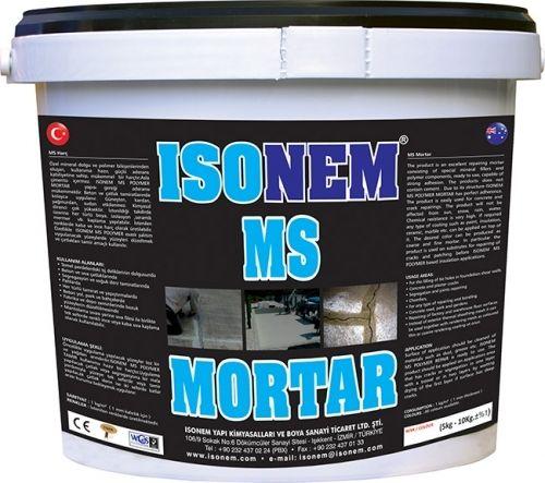 ISONEM MS MORTAR Акриловый ремонтный раствор