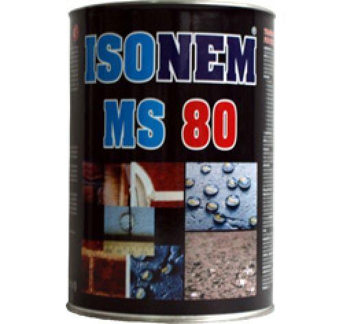 ISONEM MS 80 Прозрачная наружная жидкость