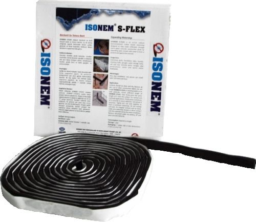 ISONEM S FLEX  Бутил каучуковая водонепроницаемая лента